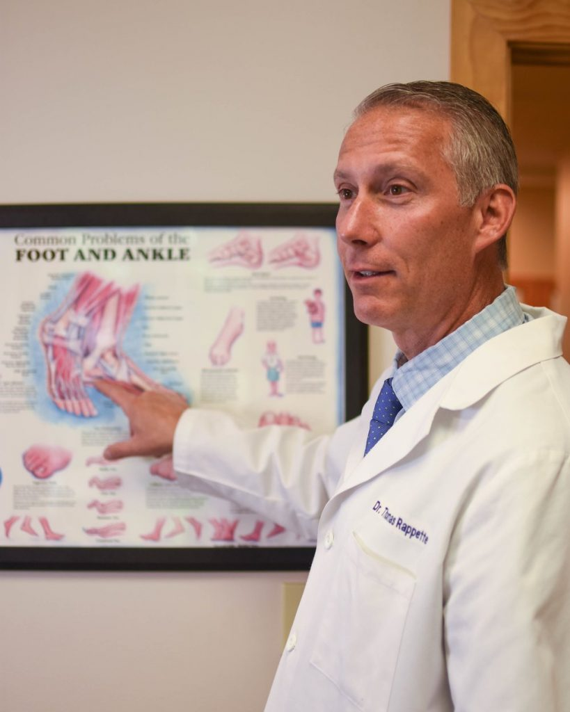 podiatric services in Yorville and Morris, IL