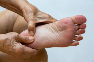 Geriatric Foot Care in Yorville and Morris, IL