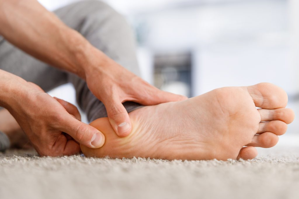 Plantar Fasciitis in Yorville and Morris, IL
