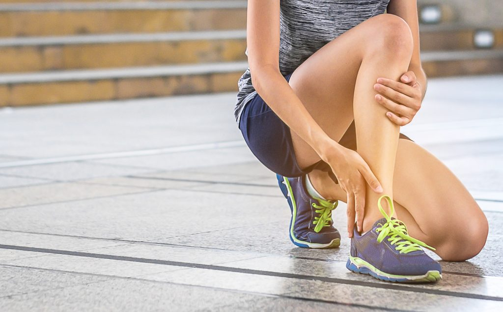 Ankle Pain in Yorville and Morris, IL